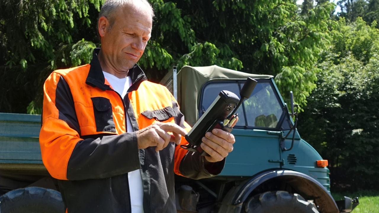 GIS Anwendung Waldwirtschaft